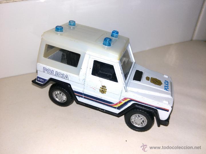 Todoterreno De Policia JugueteCoche Todoterreno De OkZXuTiP