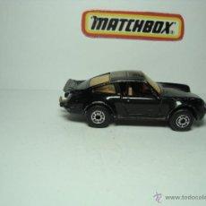 Coches a escala: PORSCHE 911 TURBO DE MATCHBOX SUPERFAST 1,64. Lote 39997091