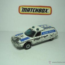 Coches a escala: CITROEN CX BREAK DE MATCHBOX SUPERFAST 1,64. Lote 37259630