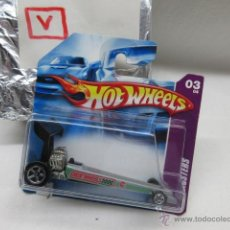 Coches a escala: HOTWHEELS , DRAGSTER. Lote 53558967