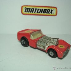 Coches a escala: ROAD DRAGSTER DE MATCHBOX SUPERFAST 1,64. Lote 34267636