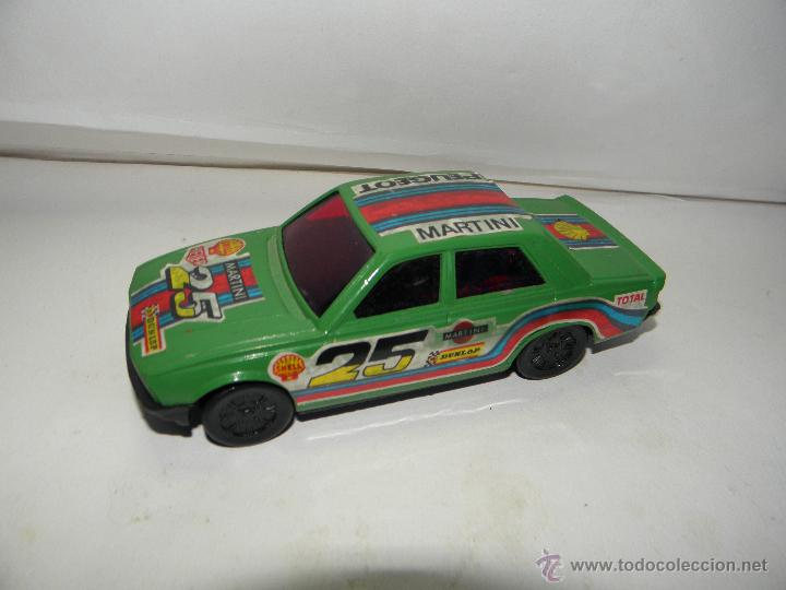 Coches a escala: PEUGEOT 505 GTD TURBO VERDE DE BORNAY MADE IN SPAIN - Foto 3 - 53648686