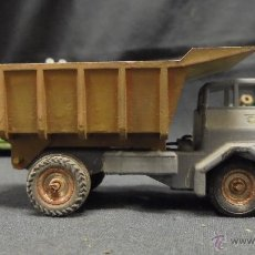 Coches a escala: ANTIGUO CAMION VOLQUETE MARCA GAMA - MADE IN WESTERN GERMANY - . Lote 53744908