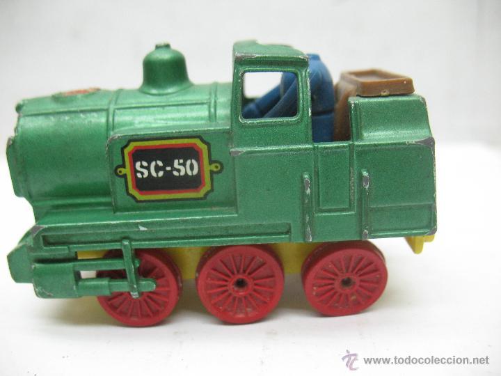 Coches a escala: GUISVAL - Locomotora SC-50 - Foto 2 - 53880289