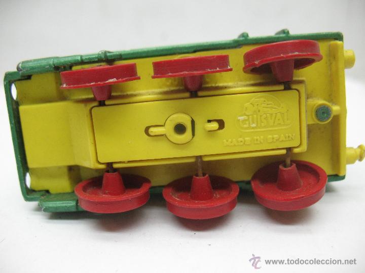 Coches a escala: GUISVAL - Locomotora SC-50 - Foto 5 - 53880289