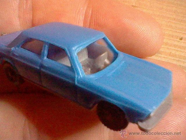 Coches a escala: coche plástico premuim Audi 100 promocional BVC 5,5 cms - Foto 3 - 53985285
