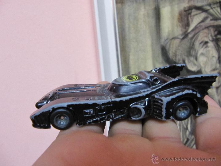 Batmobil Comics 1989 Ertl Dc Coche Batmobile Batman f76Ygybv