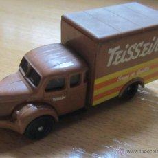 Model Cars - FURGONETA - CAMION -- CORGI TOYS / TEISSEIRE. METALICO. - 54185793