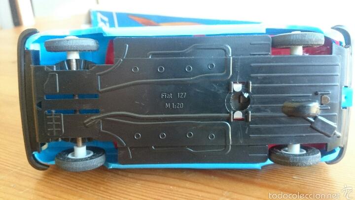 Coches a escala: Muy raro seat-fiat 127 de PIKO escala 1:20 - Foto 4 - 54195005