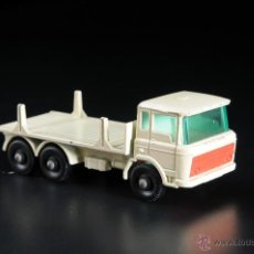 Coches a escala: CAMION GIRDER TRUCK SERIES Nº 58 MATCHBOX LESNEY MADE IN ENGLAND. Lote 54268743
