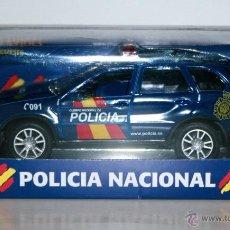 Coches a escala: COCHE METALICO DIECAST POLICIA NACIONAL ESPAÑA SPANISH POLICE 4X4 13 CMS. Lote 109151142