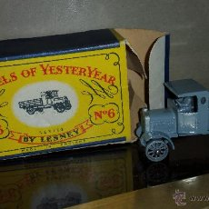 Coches a escala: LESNEY MODELS OF YESTERYEAR CAMION. Lote 54303158