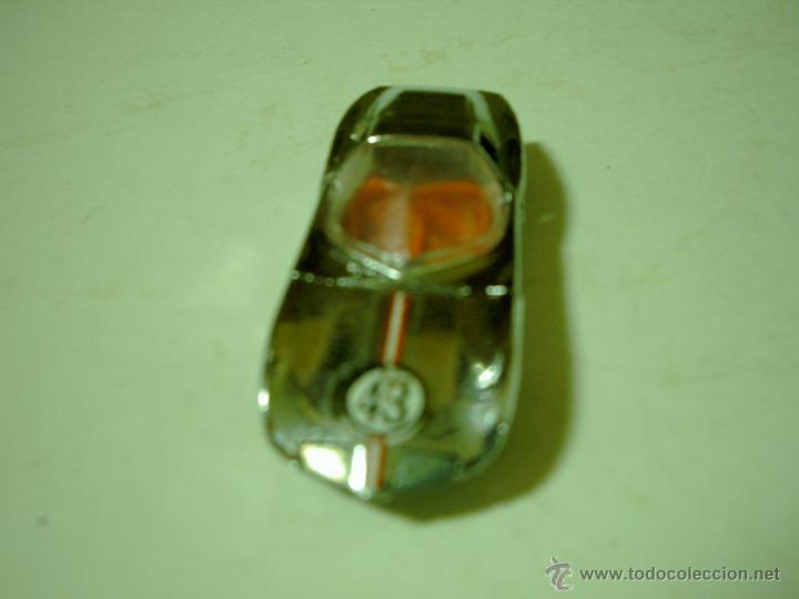 Coches a escala: GUISVAL MONZA GT CROMADO AÑOS 70 - Foto 3 - 54328083