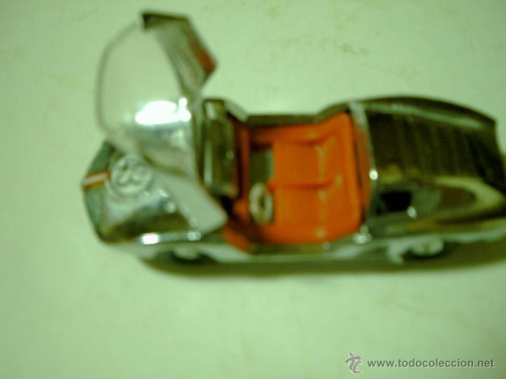 Coches a escala: GUISVAL MONZA GT CROMADO AÑOS 70 - Foto 4 - 54328083