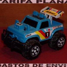 Coches a escala: COCHE 4X4 DE GOZAN FABRICADO EN ESPAÑA SIN CAJA TAL Y COMO SE VE . Lote 54415353