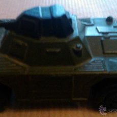 Coches a escala: TANQUE MATCHBOX WEASEL Nº 73 LESNEY MADE IN ENGLAND . Lote 54565514