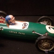 Coches a escala: ANTIGUO COCHE DE CARRERAS LOTUS DE PAYA 38 CM . FRICCION 143,00 €. Lote 54874761