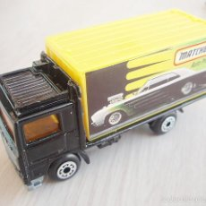Coches a escala: +MGRT+ MATCHBOX MB148 20 VOLVO CONTAINER TRUCK. Lote 128417807