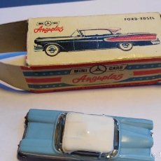 Coches a escala: COCHE MINI CARS ANGUPLAS FORD EDSEL. Lote 55364528