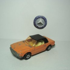 Coches a escala: MERCEDES 350 SL DE MATCHBOX SUPERFAST 1,64. Lote 42303020