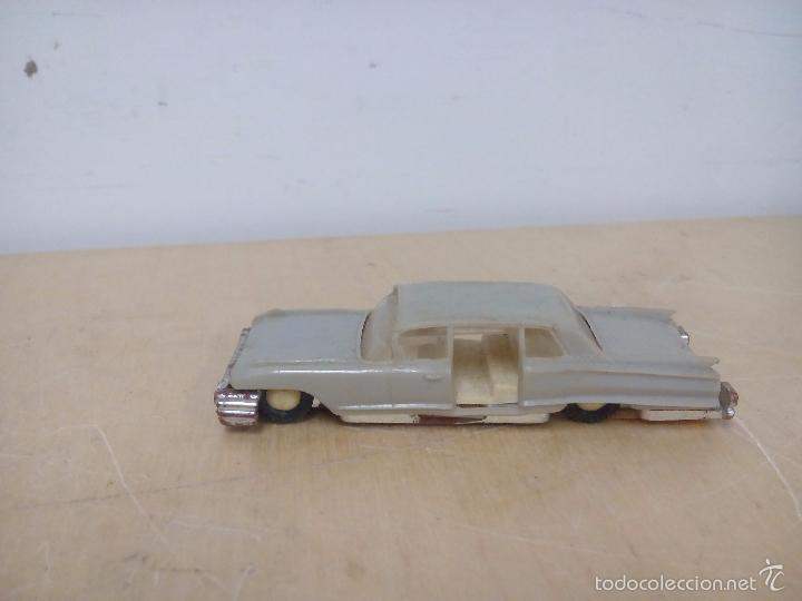 Coches a escala: COCHE CADILLAC FLEETWOOD. MINI CARS. MADE IN SPAIN. 1/86 - Foto 3 - 56236558