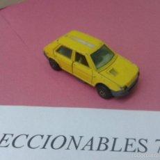 Coches a escala: SEAT RITMO DE GUISVAL ORIGINAL AÑOS 70/80. Lote 56290225