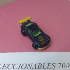 Coches a escala: PORSCHE TURBO DE GUISVAL ORIGINAL AÑOS 70/80. Lote 57301631