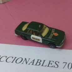 Coches a escala: MERCEDES 350 SL POLICIA TRAFICO DE GUISVAL ORIGINAL AÑOS 70/80. Lote 110708948