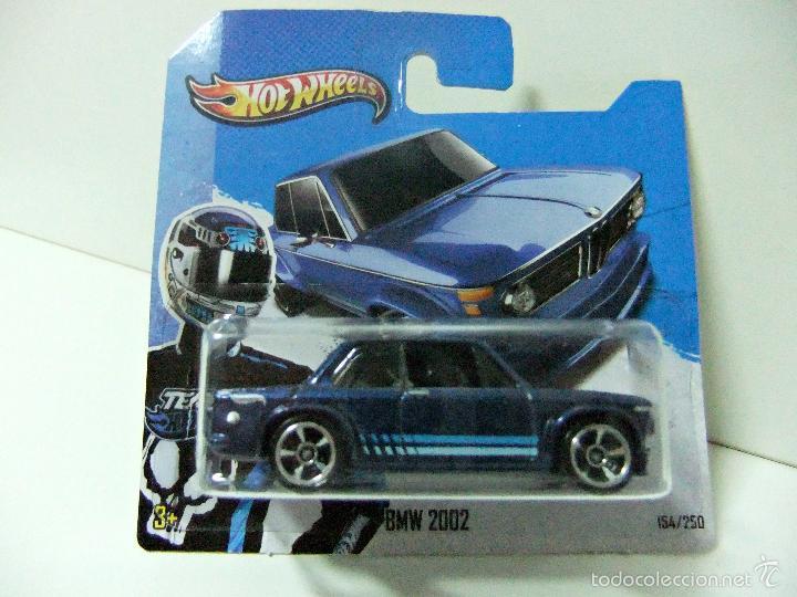 Miniatura Wheels Bmw 2002 Competición Mattel Hot 1 AproxCoche Deportivo Escala 64 35SALc4Rjq