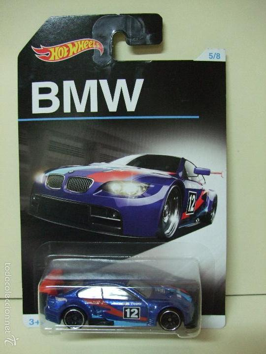 Bmw M3 Gt2 Hot Wheels Mattel Escala 1 64 Ap Comprar Coches En