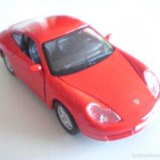 Coches a escala: COCHE PORCHE 911 CARRERA (1997) COLECCIÓN MAISTO ESCALA 1/38. Lote 56990955