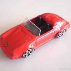 Coches a escala: COCHE PORCHE 911 SPEEDSTER COLECCIÓN MAISTO ESCALA 1/64. Lote 57149674