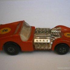 Coches a escala: ROAD DRAGSTER Nº 19, FABRICADO EN METAL, ESC. APROX. 1/65 POR LA CASA MATCHBOX, AÑO 1970.. Lote 57275052