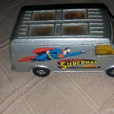 Coches a escala: CHEVI VAN SUPERMAN. Lote 57665815