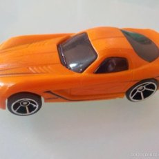 Coches a escala: DODGE VIPER 2006 - CHRYSLER GROUP LLC 2009 - HOT WHEELS. Lote 57755304