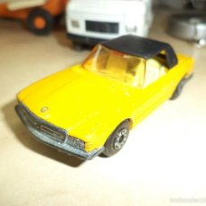 Coches a escala: LESNEY-ENGLAND. 1973.MERCEDES BENZ 350 SL.MATCHBOX SUPERFAST Nº 6.. Lote 57812846
