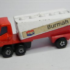 Coches a escala: MATCHBOX FREEWAY GAS TANKER Nº 83. Lote 58136544