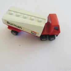 Coches a escala: FREEWAY GAS TANKER. MATCHBOX 1973. Lote 58256261