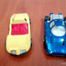 Coches a escala: LOTE 2 COCHES PROTOTIPO PANTHER BERTONE Y MONZA GT DE GUISVAL. Lote 58263174