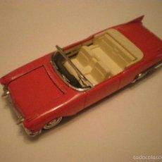 Coches a escala: CADILLAC EL DORADO BIARRITZ 1957 ROSA. Lote 58328470