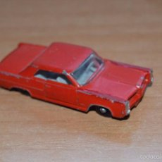 Coches a escala: COCHE MATCHBOX SERIES - PONTIAC GP SPORTS COUPE - N 22 - MADE IN ENGLAND BY LESNEY - ANTIGUO - MIRA!. Lote 58487726