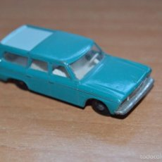 Coches a escala: COCHE MATCHBOX SERIES - STUDEBAKER LARK WAGONAIRE - N42 - MADE IN ENGLAND BY LESNEY - ANTIGUO - MIRA. Lote 58487755