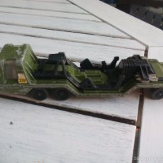 Coches a escala: TRANSPORTER MATCHBOX SUPER KINGS K-13-2 K-14. MADE IN ENGLAND. CAMION DE TRANSPORTE . Lote 58841331