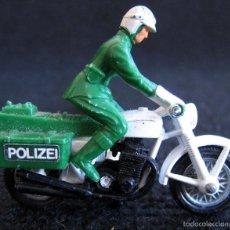 Coches a escala: MATCHBOX - HONDA 750 POLICIA POLIZEI - REF 33 E - 1977. Lote 58864736