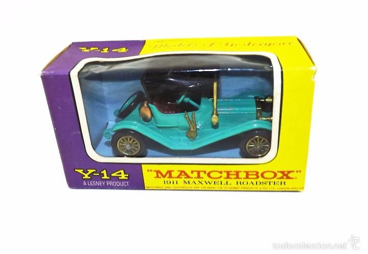 Coches a escala: Matchbox 1:49 Maxwell - Foto 4 - 59957803