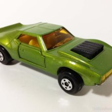 Coches a escala: AMX JAVELIN - MATCHBOX - 1972. Lote 60382791