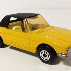 Coches a escala: MERCEDES 350 SL - MATCHBOX -1972. Lote 186226841