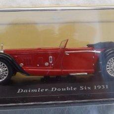 Coches a escala: DAIMLER DOUBLE SIX 1932. Lote 60812219