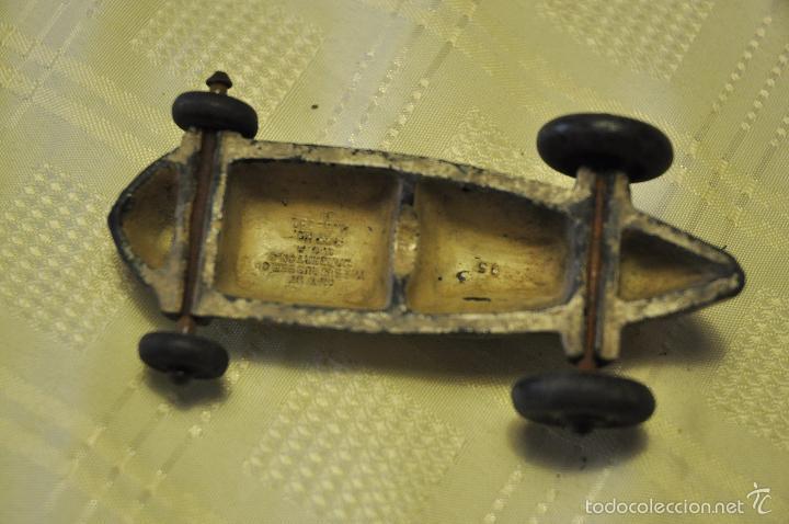 Coches a escala: COCHE DE METAL ANTIGUO / AMERICANO - Foto 2 - 60889775