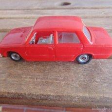 Coches a escala: COCHE A ESCALA DE NACORAL CHIQUI CARS ESCALA 1 / 43 SEAT 124. Lote 61274767